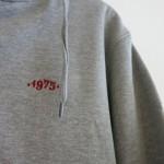 1975 Zip Up Hoodie