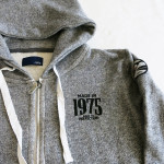 Mr1975 Zip Up Hoodie