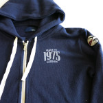Mr1975 Zip Up Hoodie